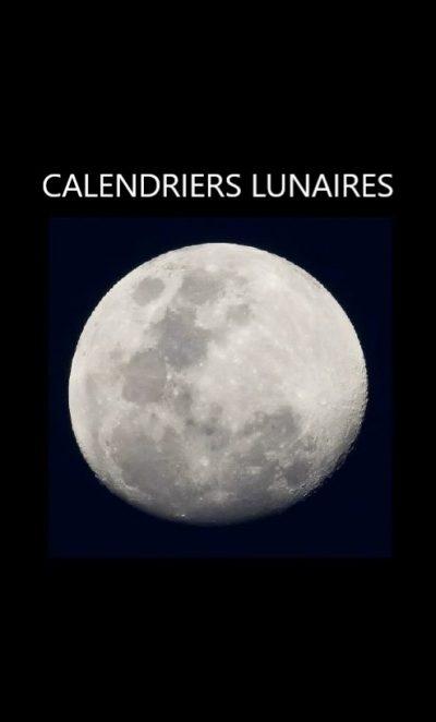 Consultez les calendriers lunaires ici